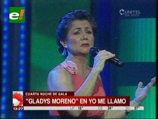 Yo me llamo: Gladys Moreno