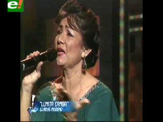 Conozca a la imitadora de Gladys Moreno en «Yo me llamo»