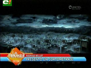 Bolivia estrena primer cortometraje de ciencia ficción