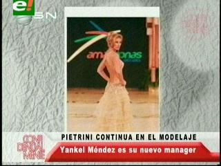 Yankel Méndez es mánager de Pietrini Wazilewski