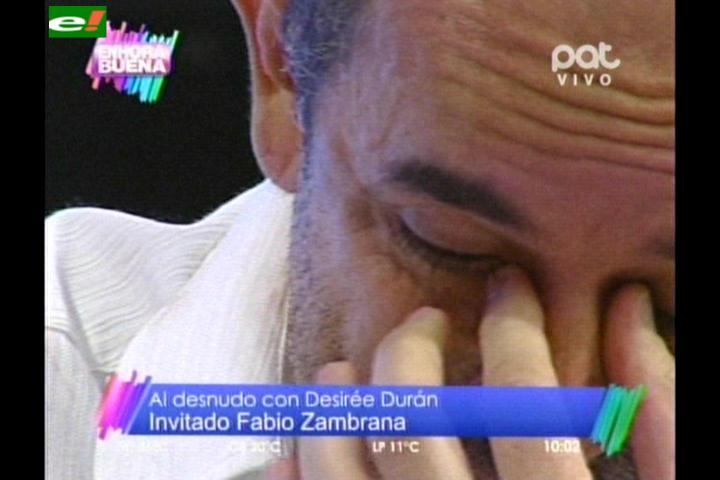 La otra cara de Fabio Zambrana