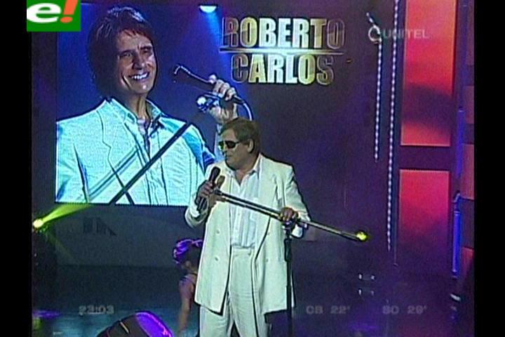 Yo me llamo: Roberto Carlos