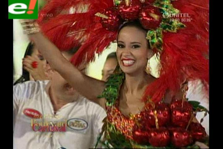 Vea todo el glamour y belleza del Boulevard Carnaval 2014