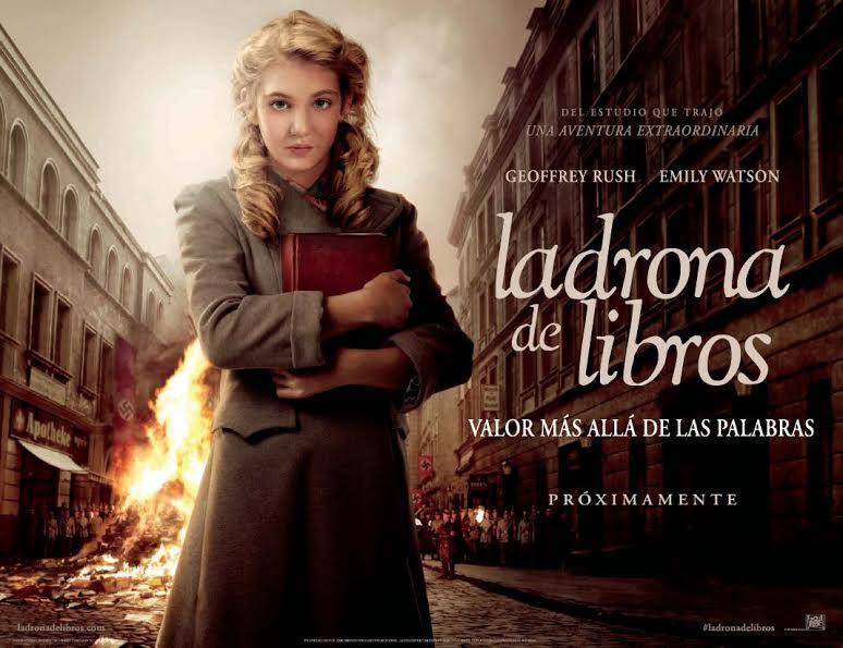 """""""Ladrona de libros"""" una historia de inocencia y horror"""