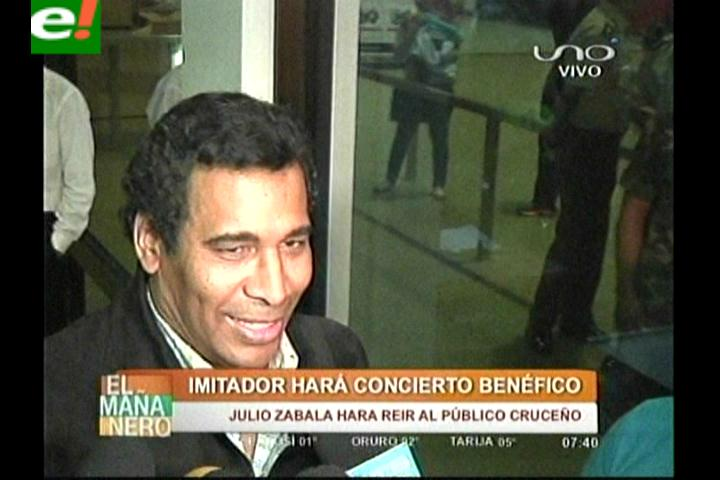 Julio Sabala: «Cantinflas inaugurará el Ventura Mall»