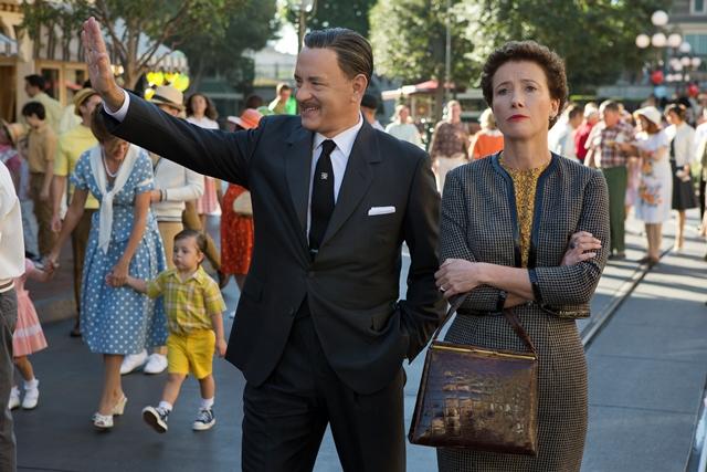 """Tom Hanks es Walt Disney en """"El sueño de Walt"""""""