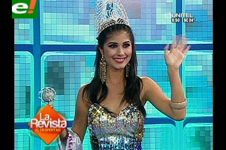 Pampa de la Isla coronó a su reina del carnaval 2014