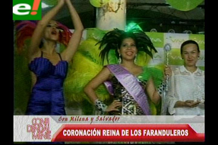 Los Faranduleros coronaron a su reina 2014