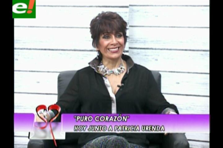 Patricia Urenda un ejemplo de mujer