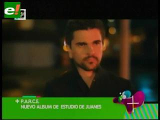 P.A.R.C.E. nuevo álbum de estudio de Juanes
