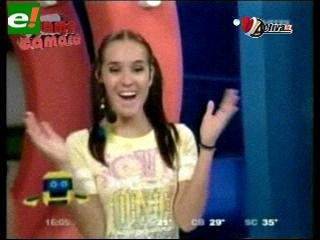 El Personaje: Oriana Arredondo