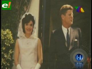 Subastarán fotos inéditas de John F. Kennedy