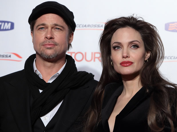 Brad Pitt y Angelina Jolie finalmente se casan
