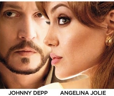 «El Turista», un romance veneciano de Johnny Depp y Angelina Jolie
