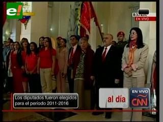 Venezuela asume el nuevo Congreso con el regreso de la oposición