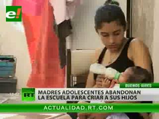Madres adolescentes: una tendencia alarmante en Latinoamérica