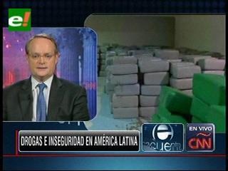 Drogas e inseguridad en América Latina