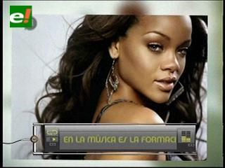 Music Land: Rihanna