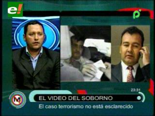 Diputado Dorado pide apartar al fiscal Marcelo Soza del caso terrorismo