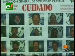 México: Autoridades publican las fotografías de los famosos «Coyotes»