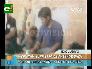 Antenor Daza es la séptima víctima del derrumbe del edificio Málaga
