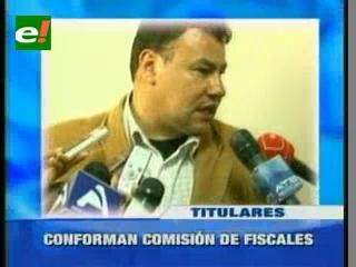 Conforman comisión de fiscales para investigar video de «El Viejo»