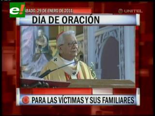 Convocan este sábado a una jornada de oración para las víctimas del Málaga