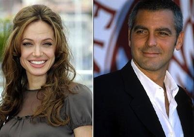 George Clooney no soporta a Angelina Jolie