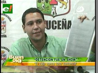 Parlamentarios opositores califican como «show del Gobierno» la detención de «El Viejo»