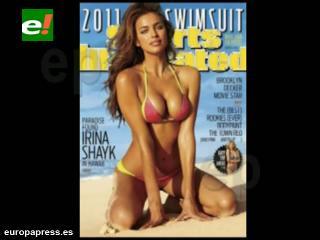 Irina Shayk protagoniza la portada de Sport Illustrated