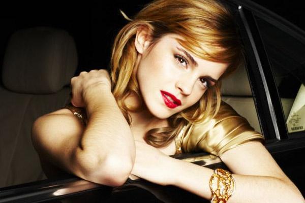 Emma Watson, la más elegante según la revista «Glamour»