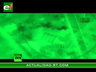 El ataque de CF-18 de Canadá contra un almacén de armas libio