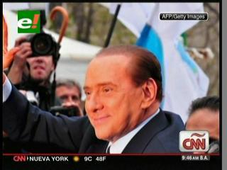 Silvio Berlusconi, ante el juez por presunto fraude fiscal