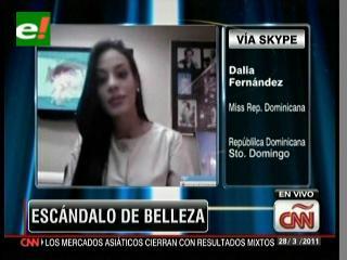 Escándalo de belleza: Miss República Dominicana responde a acusaciones en su contra