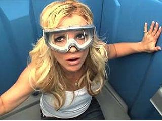 Britney Spears participa en una broma de «Jackass»