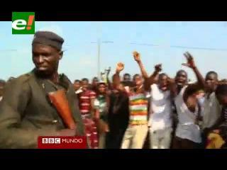 Abiyán, ciudad en guerra de Costa de Marfil