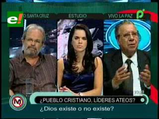 ¿Pueblo cristiano, líderes ateos?