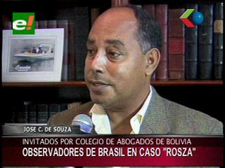 Observadores de Brasil estarán en la audiencia conclusiva del caso Rózsa