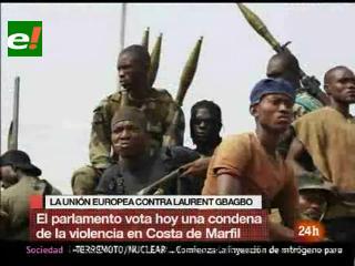 La previsible rendición del Presidente Laurent Gbagbo
