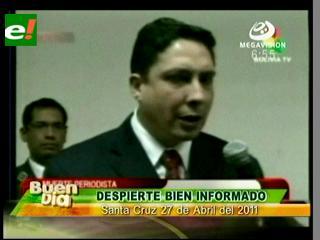 Héctor Arce emplaza a diputada Norma Piérola a probar acusaciones sobre la muerte de Niño de Guzmán