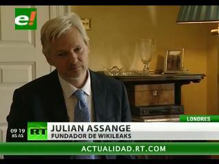 Assange: «Las revelaciones de WikiLeaks son solo la punta del iceberg»