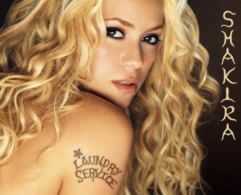 Shakira, la que más «gusta» en Facebook