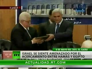 Acercamiento entre Egipto y Hamás provoca temores en Israel