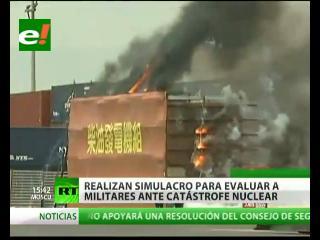 """Un simulacro de desastre """"tipo Fukushima"""" en Taiwán"""