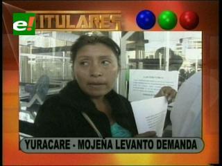 Asambleísta Yuracaré – Mojeño levanta demanda contra Alcides Villagómez