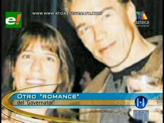 Le aparece otro romance a Arnold Schwarzenegger