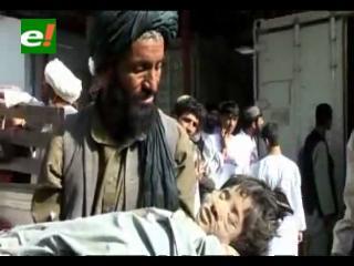Afganistán: Catorce civiles, doce niños, mueren por un error de la OTAN