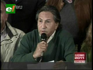 """Toledo: """"Confiamos en que el nuevo gobierno cumpla con lo prometido"""""""