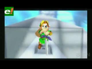 """Nintendo celebra el 25 aniversario de la saga de juegos """"Zelda"""" en el E3"""