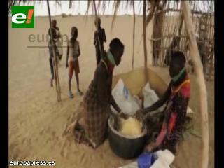 África sufre la peor sequía desde hace 60 años